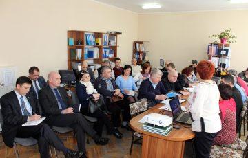 Consiliul metodico-științific 21 martie 2017