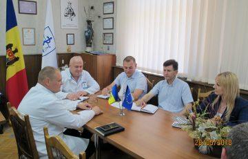29.05.2018 În incinta Centrului de Medicină Legală a avut loc o ședință de lucru a administrației și șefilor de subdiviziuni ale Centrului de Medicină Legală cu participarea conducerii Direcției generale urmărire penală a IGP al MAI dnii Grigore MOGA și Ruslan OJOG.
