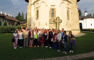 07.07.2018 În cadrul unei excursii organizate de Centrul de Medicină Legală, un grup de angajați au vizitat 7 mănăstiri din regiunea Suceava România