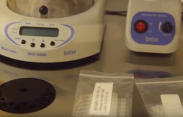 Laborator genetic CML